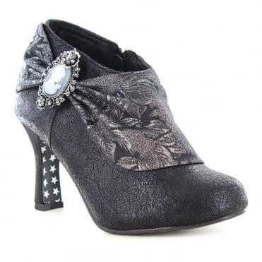 Joe Browns Mystery A0999 Womens Ankle Boots - Black