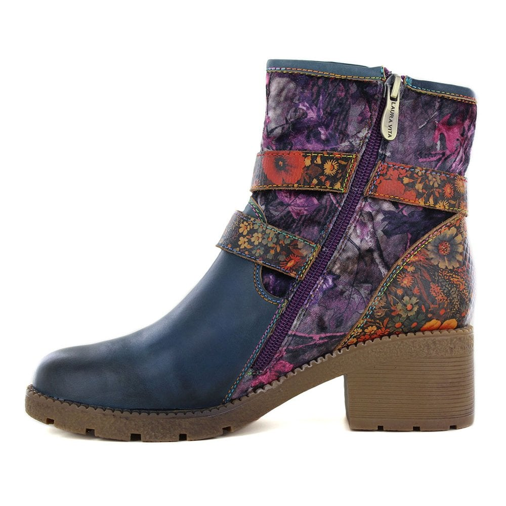 distinctive style skate shoes limited price Corine 05 SL8028-5c Womens Leather Ankle Boots - Jeans