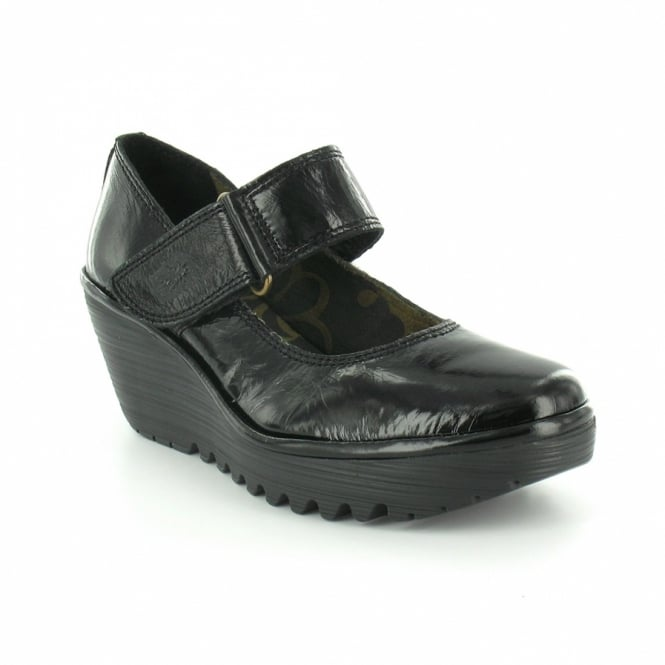 Fly London Yag Womens Patent Leather