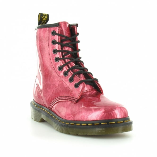 official site best deals on outlet on sale 1460 Ruby Jewel Womens 8-Eyelet Ankle Boots - Ruby Red