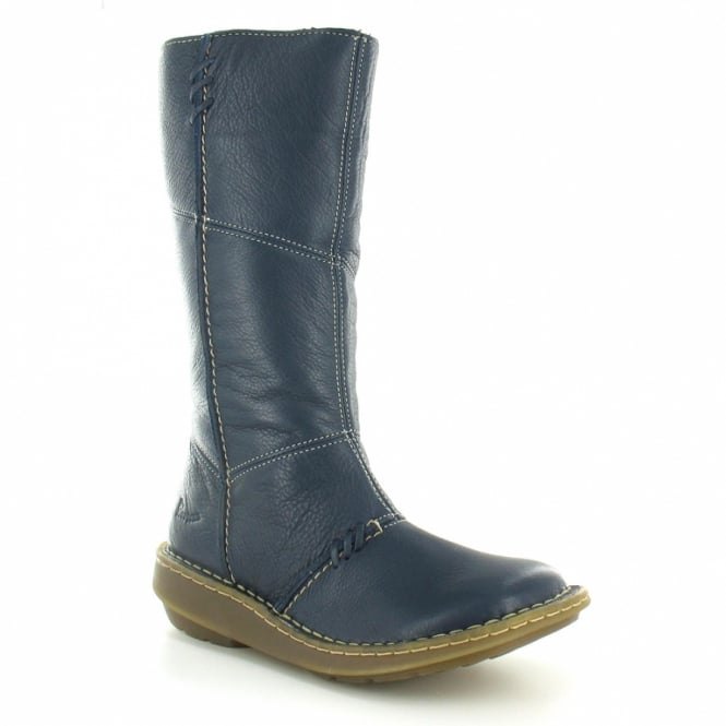 Dr Martens New Authentic Wedge Womens Mid Calf Boots
