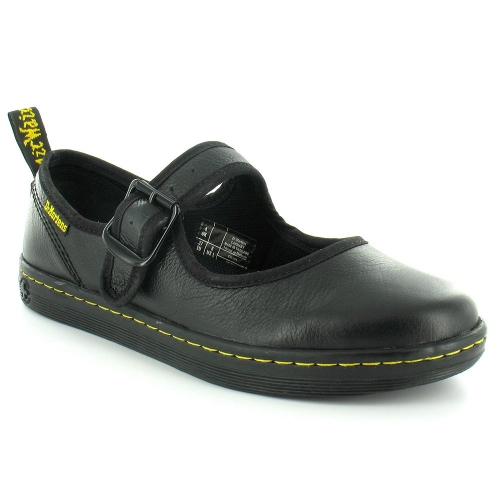 Dr Martens Carnaby Womens Pebble Grain Leather Mary Jane