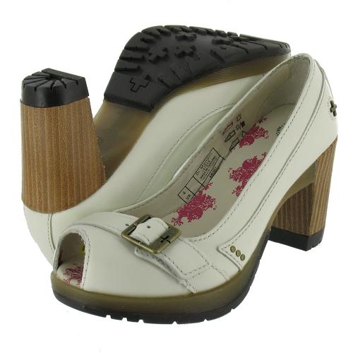 Dr martens dr martens diva latoya womens leather high heels winter white dr martens from - Dr martens diva ...