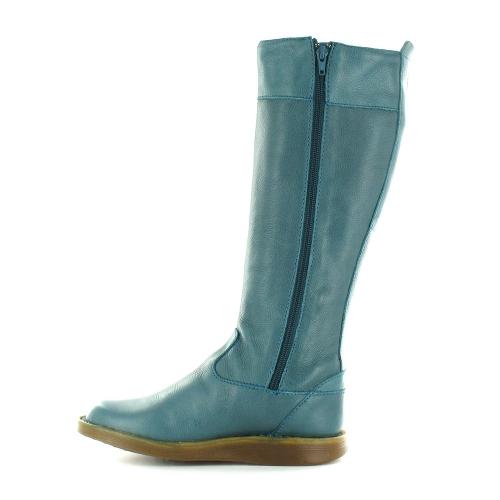 Dr Martens Dr Martens Elena Womens Leather Knee High Zip