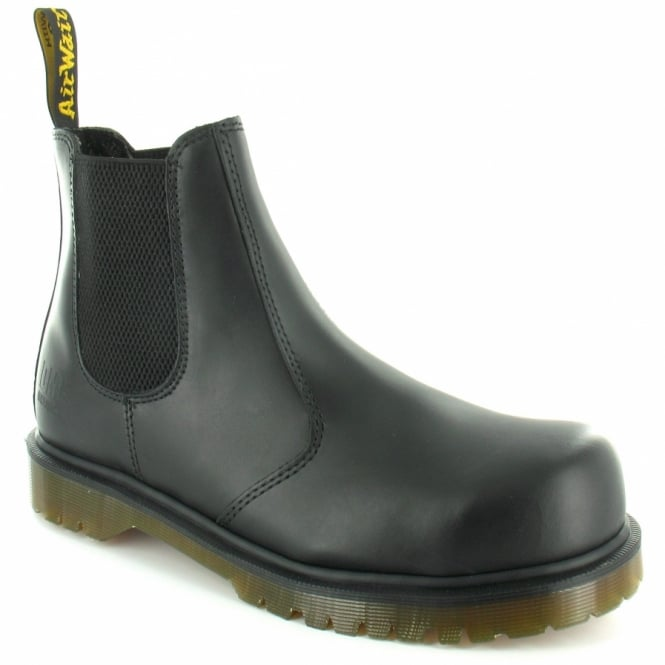 steel toe cap dm boots