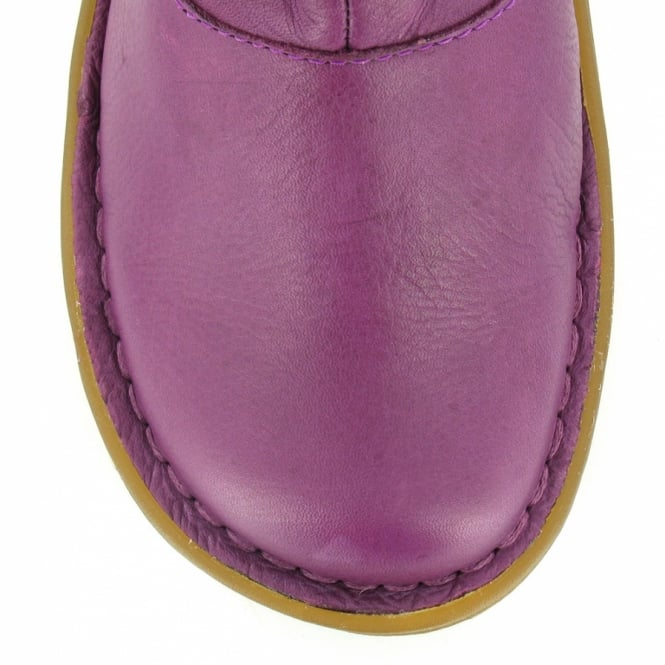 Dr Martens Dr Martens Tana Womens Leather Flat Slouch Pull