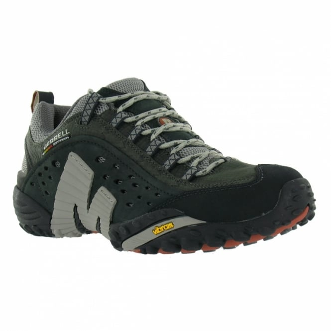 Merrell Intercept Mens Trainers - Charcoal