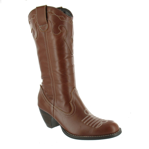 miss chelsea miss chelsea rt542 womens leather western