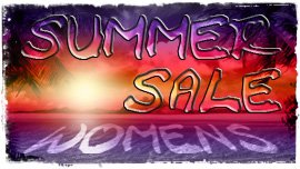 Womens Summer Sale 2014