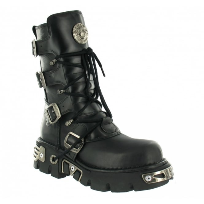 new rock new rock m373 boots black new rock from