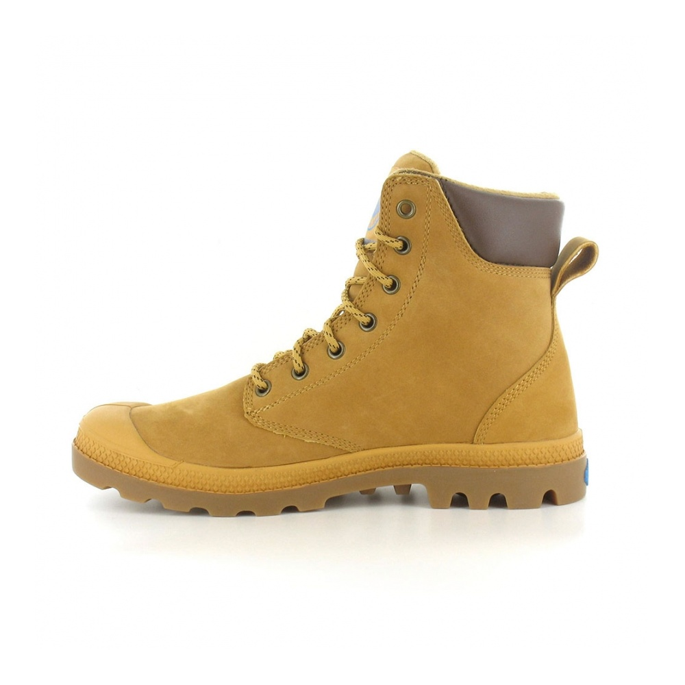 Palladium Palladium Pampa Sports Cuff WP Mens Waterproof Ankle Boots ...
