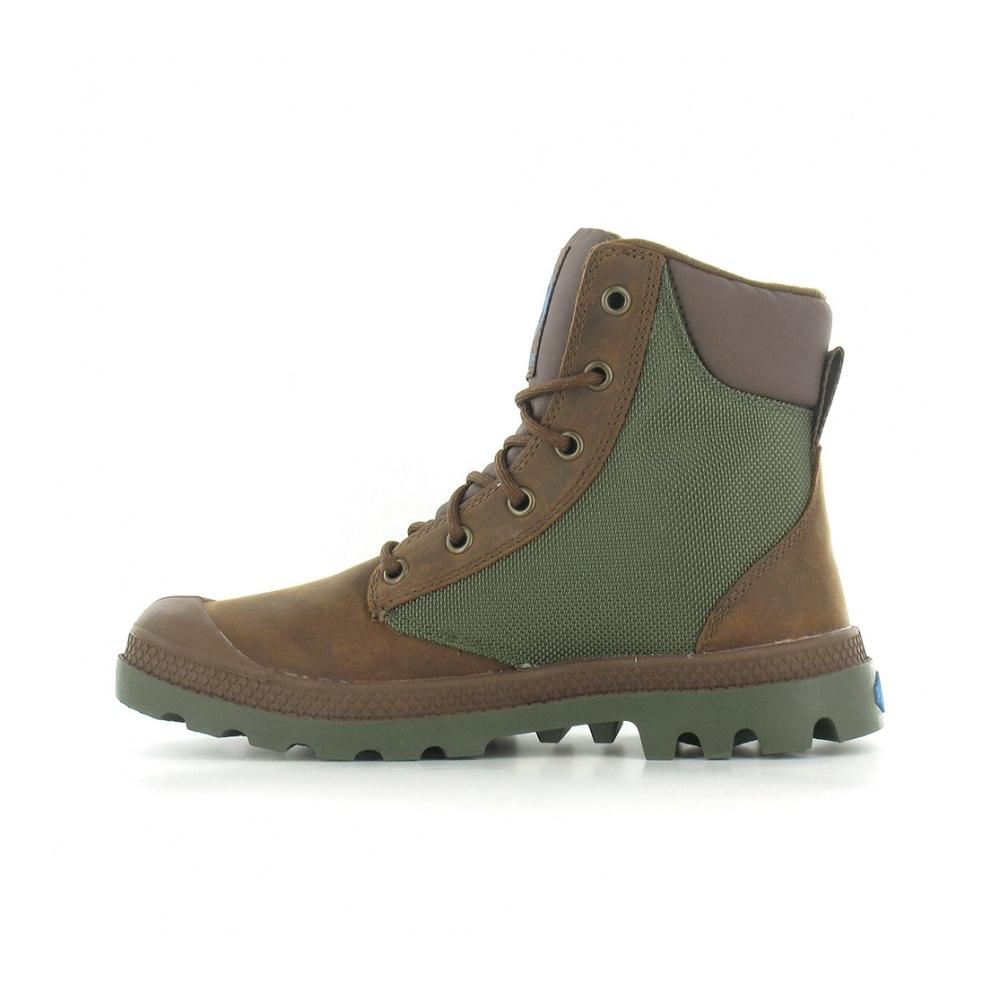 Palladium Pampa Sports Cuff WP2 Womens Waterproof Ankle Boots in ...