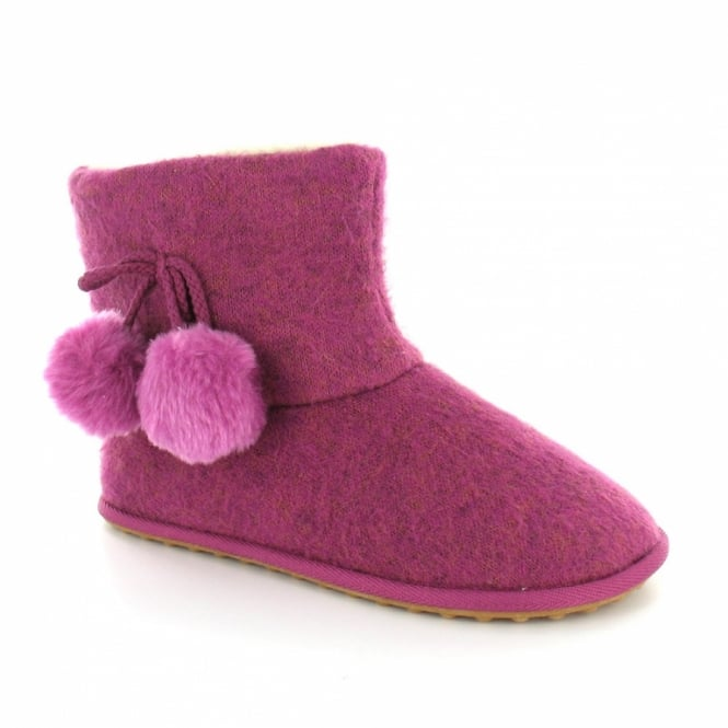 Ankle Boot Slippers - Boot Ri