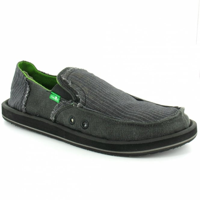 Sanuk Black Shoe
