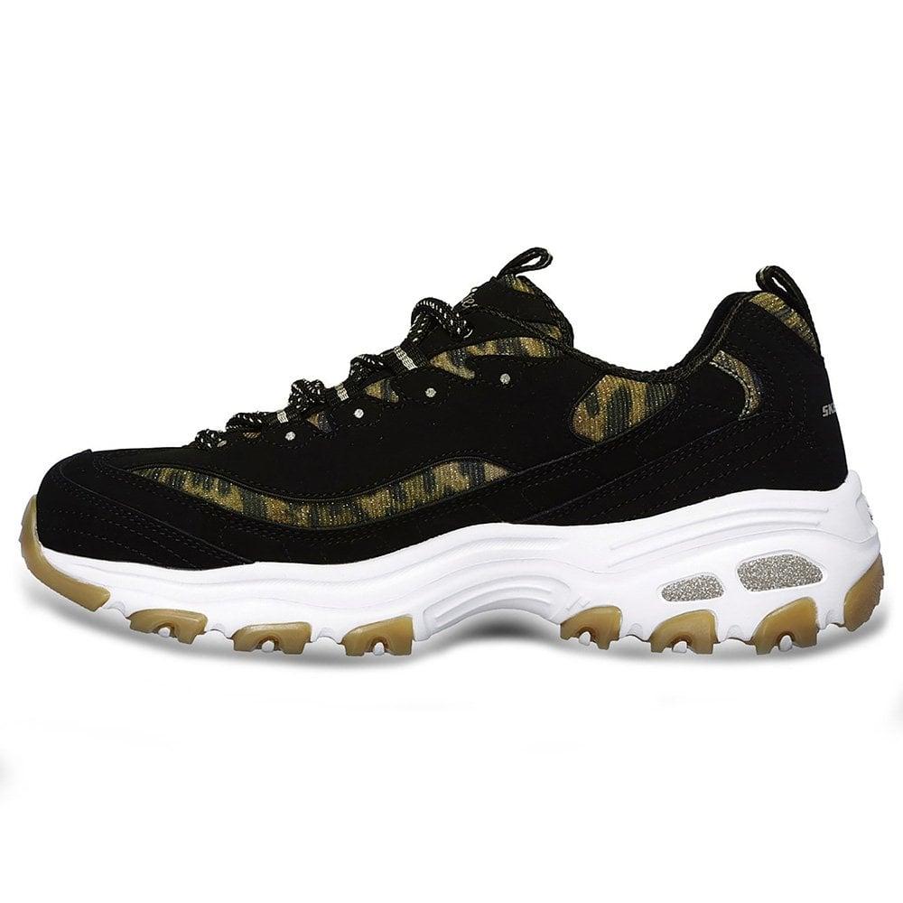 sketcher black shoes