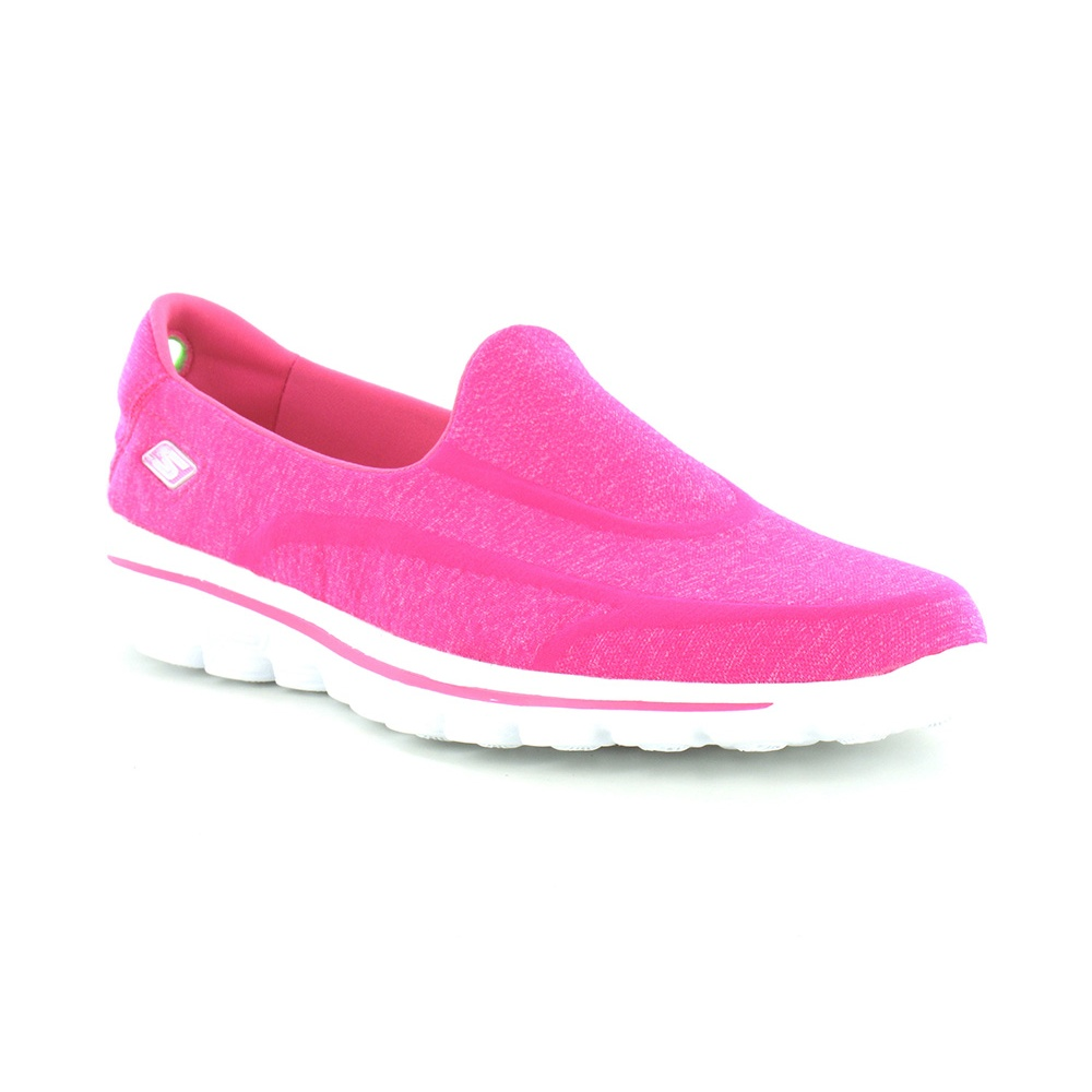 Skechers Go Walk 2 Womens Super Sock