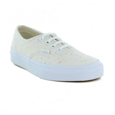 Vans Authentic VN0A38EMMQG Unisex Skate Shoes - Cream