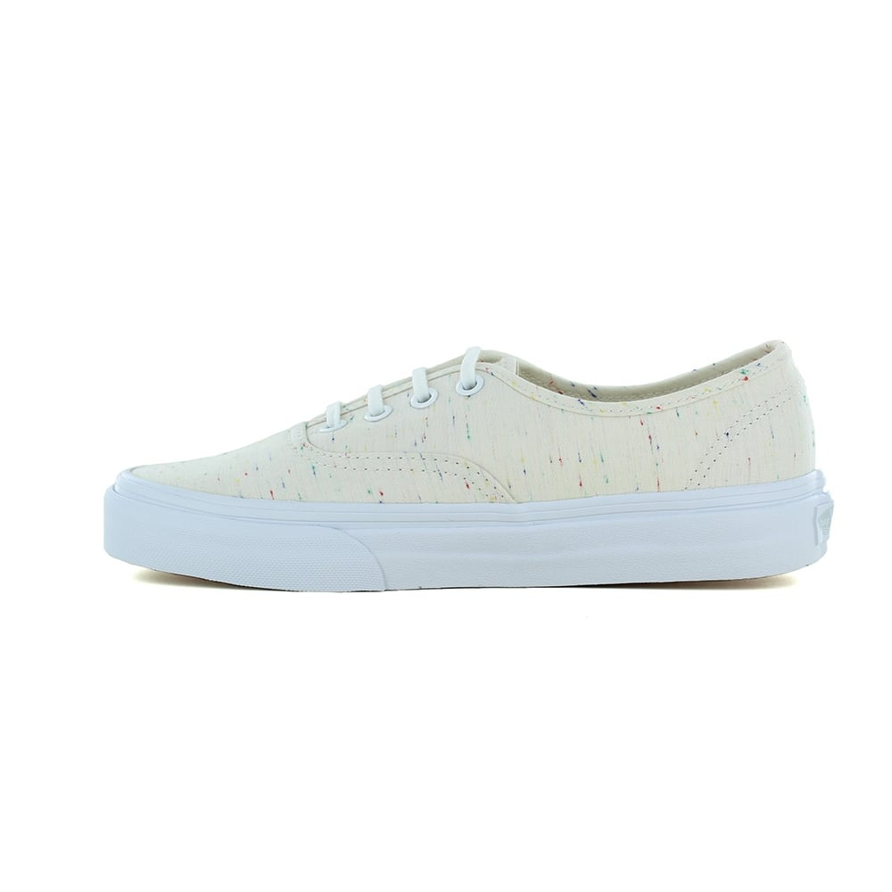 e5cecb8026 Vans Authentic VN0A38EMMQG Unisex Skate Shoes - Cream
