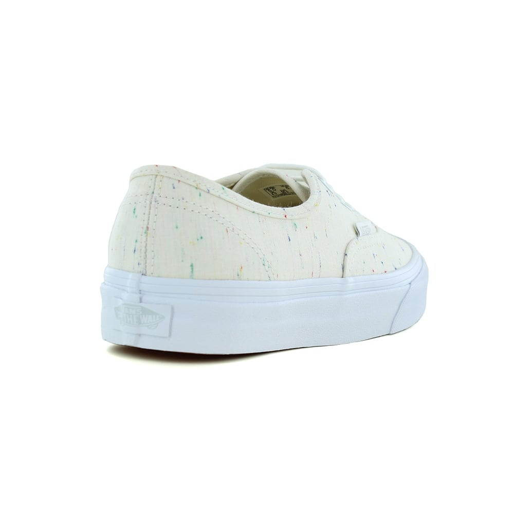 bc4f8f67bb17 Vans Authentic VN0A38EMMQG Unisex Skate Shoes - Cream