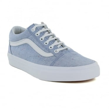 Vans Authentic VN0A38G1MUT Unisex Skate Shoes - Blue