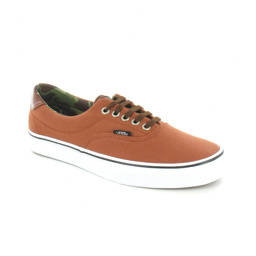 Vans Era 59 Uc68ig Mens Canvas Sneaker Shoes In Ginger