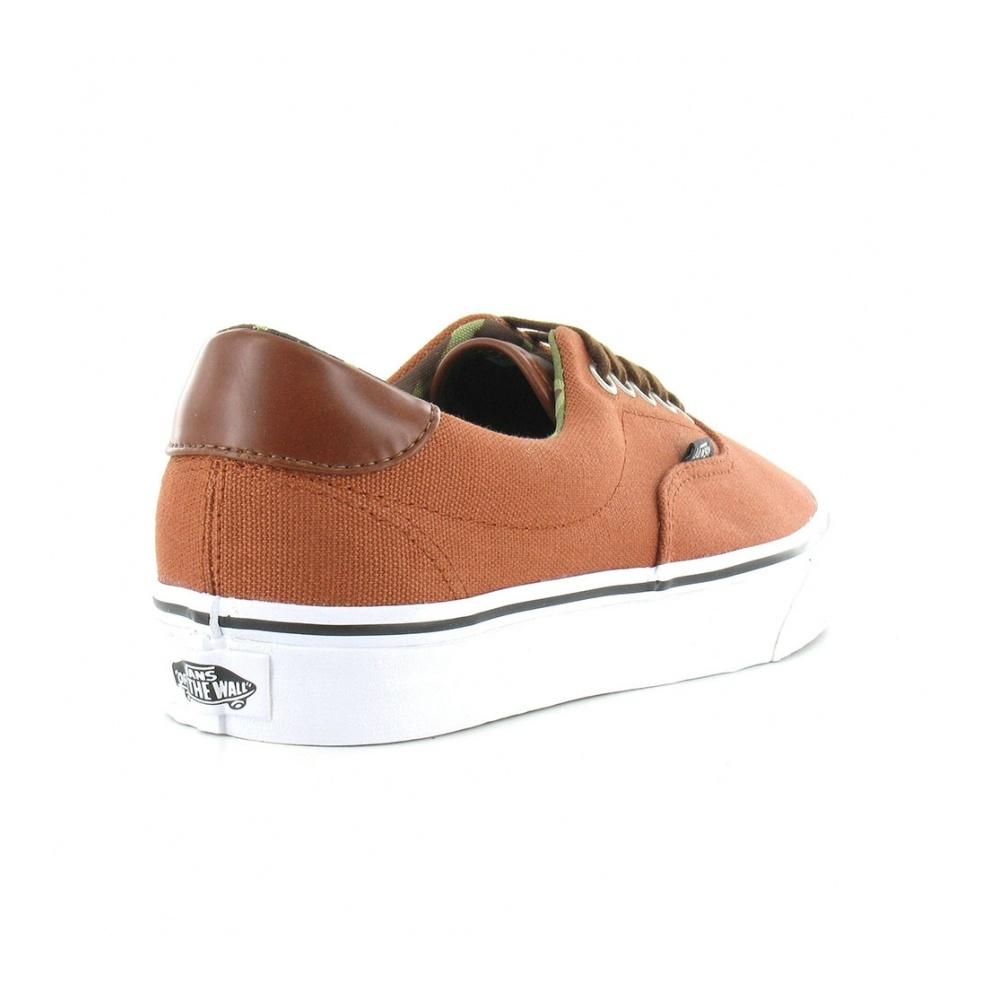 71996acea5 Vans Era 59 UC68IG Mens Canvas Sneaker Shoes - Ginger Bread Orange  amp  ...