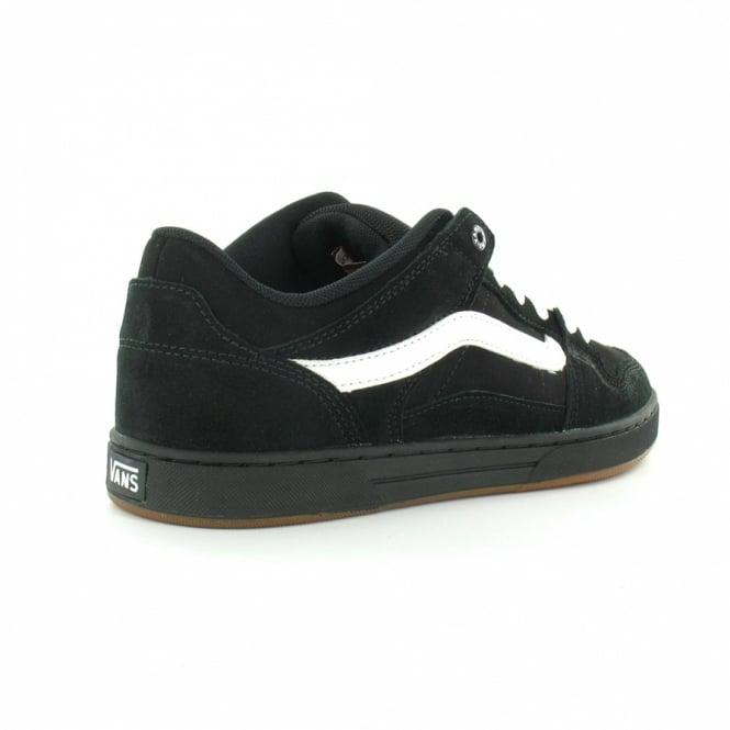 Buy Vans Baxter L3M3X1 Mens Suede Leather 7-Eyelet Skate Shoes ... 312c8b2b6
