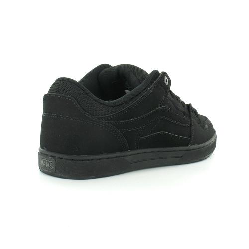 6d50560ff4 Buy Vans Baxter L3MBKA Mens Suede Leather 7-Eyelet Skate Shoes ...