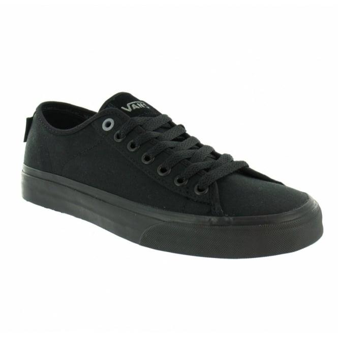 vans junior black