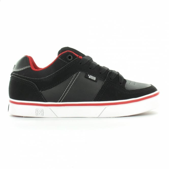 737396d6dd Vans Rowley X Mens Skate Trainer Shoes - Black+Red