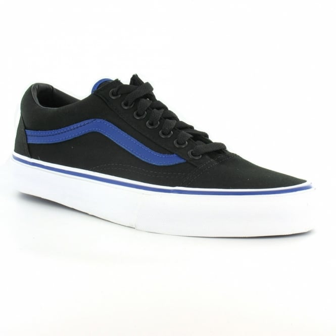 cd1be3eb9a Vans Old Skool The Devil Wears Prada Mens Canvas 7-Eyelet Skate Shoes -  Black