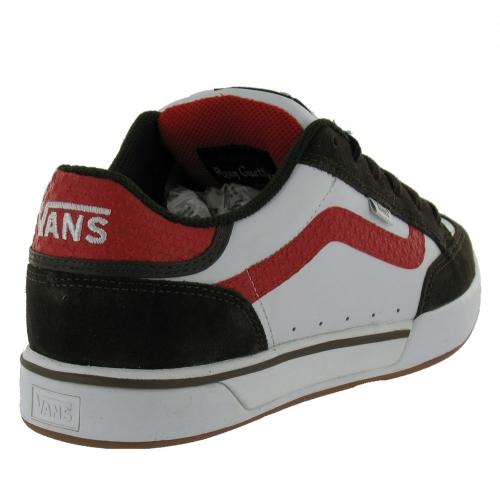 9522af8b77caab Vans Whip Mens Skate Trainers - Coffee