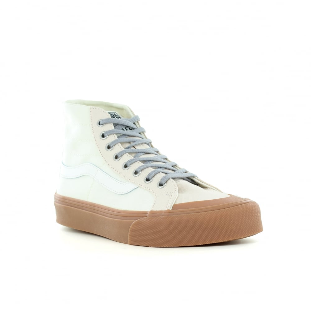 1ee08a61d00b8f Vans VN0A3MV1R37 Sk8-Hi 138 Decon Unisex Canvas Skate Shoes - Neutrals