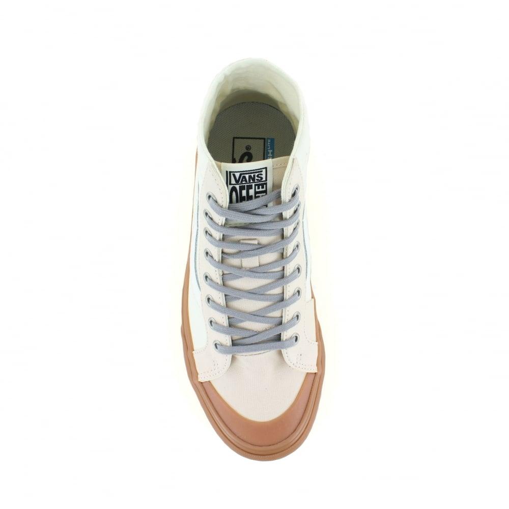 e443f7f4f4 Vans VN0A3MV1R37 Sk8-Hi 138 Decon Unisex Canvas Skate Shoes - Neutrals