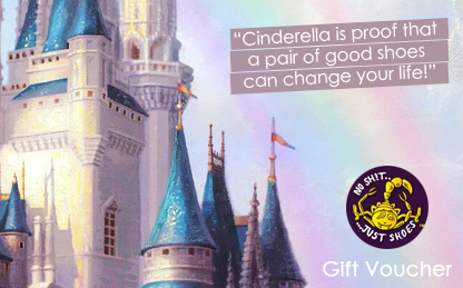 Cinderella is proof that...