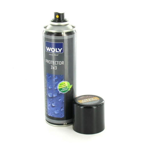 woly 3x3 waterproof protector spray for leather and