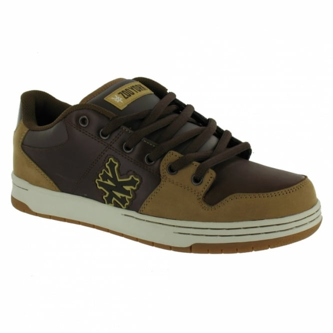 Trainers     Zoo York     Zoo York Astor Skate Shoes - Dark BrownZoo York Skate Shoes