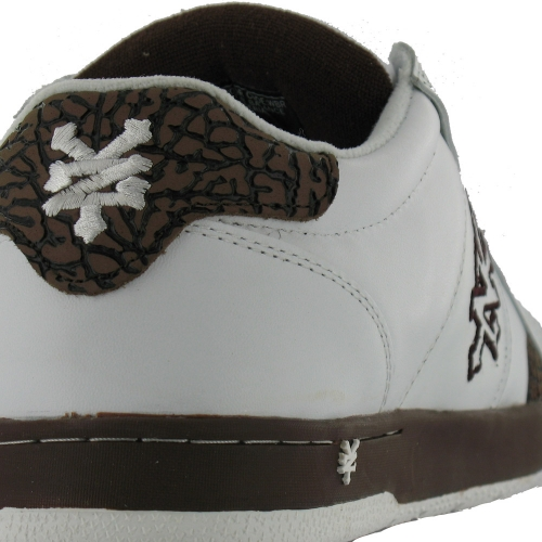 Zoo York     Zoo York Rivington Skate Shoes - White   BrownZoo York Skate Shoes